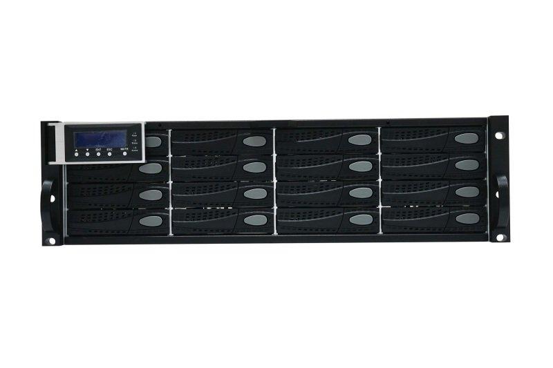 Qsan U600HA-D212 RJ45 10GBE 12 Bay NAS
