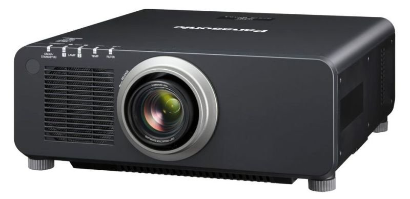 Image of Panasonic PT-DZ870E WXGA DLP Projector