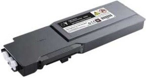 DELL 593-11116 High Yield Yellow Toner Cartridge