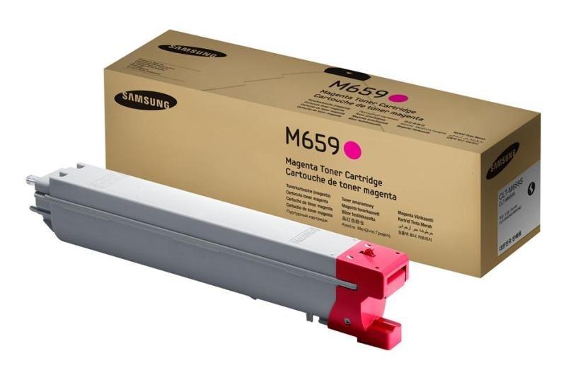 Samsung CLT-M659S MagentaToner Cartridge