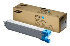 Samsung CLT-C659S/ELS Cyan Toner Cartridge