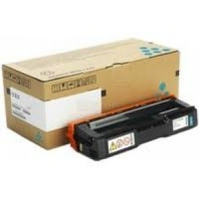Ricoh SPC252DN High Capacity Cyan Toner Cartridge