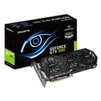 Gigabyte GeForce GTX 980 WINDFORCE 3X 4GB GDDR5 Dual DVI HDMI 3 Displayport PCI-E Graphics Card
