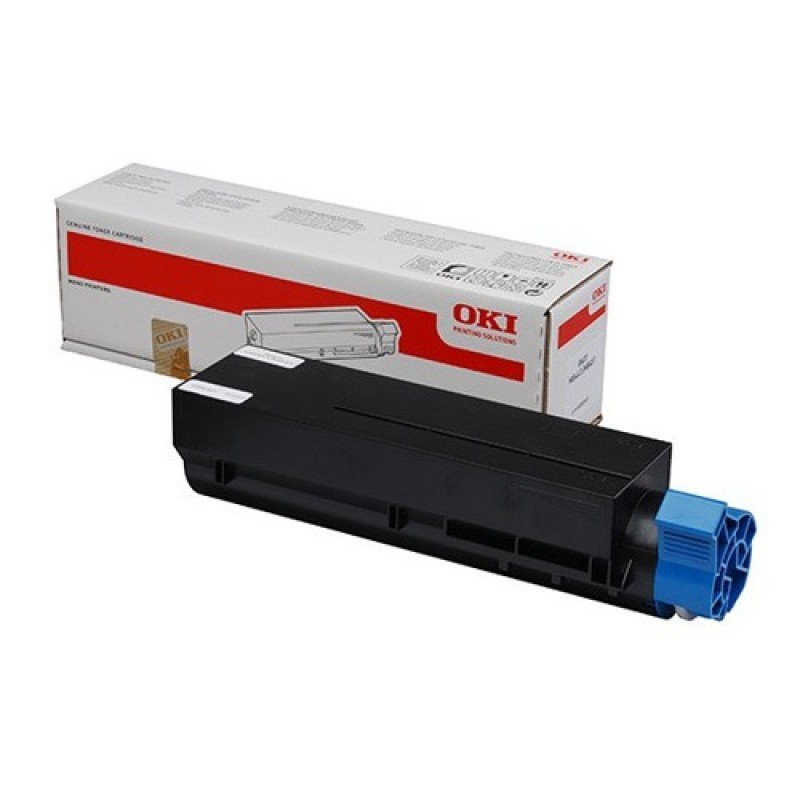 OKI 45807102 Black Toner Cartridge