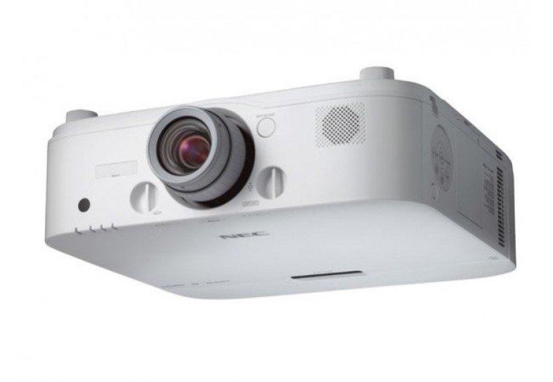 Image of NEC PA622U WUXGA Projector - No Lens 6200 lms