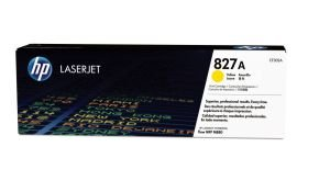 HP 827A Yellow Original LaserJet Toner Cartridge - CF302A