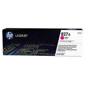 HP 827A Magenta Original LaserJet Toner Cartridge