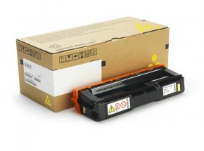 Ricoh SPC252dn Yellow High Yield Toner