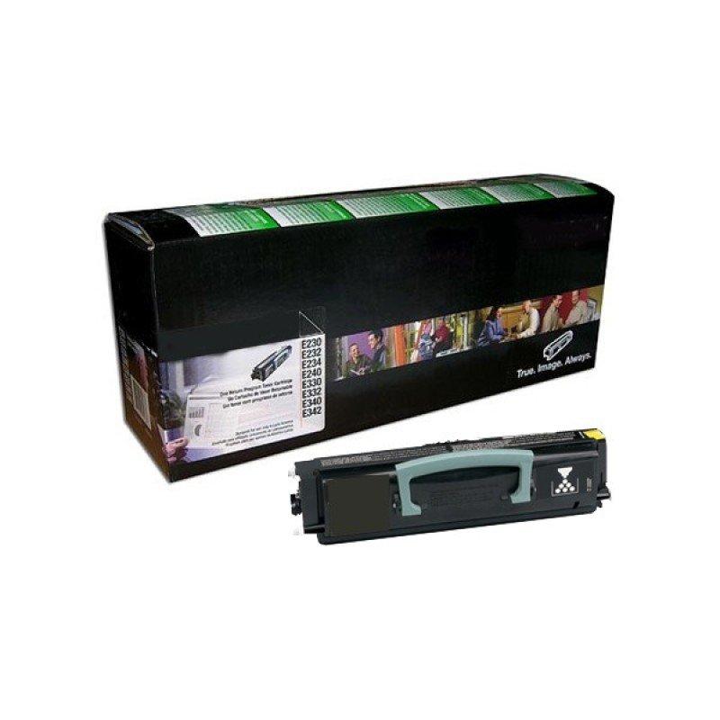 Lexmark X46X Black High Yield Toner Cartridge
