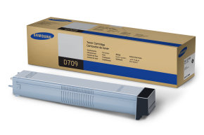 Samsung MLT-D709S Black Toner Cartridge - 25,000 Pages