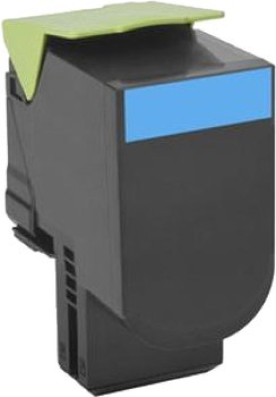 Lexmark 702XCE Cyan Laser Ink Cartridges