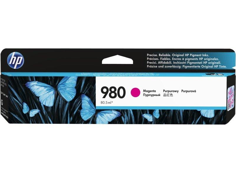 HP 980 Magenta Ink Cartridge - D8J08A