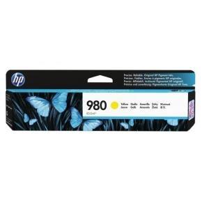 HP 980 Yellow Ink Cartridge - D8J09A