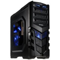 Antec GX505 Mid Tower Window Blue Edition Case