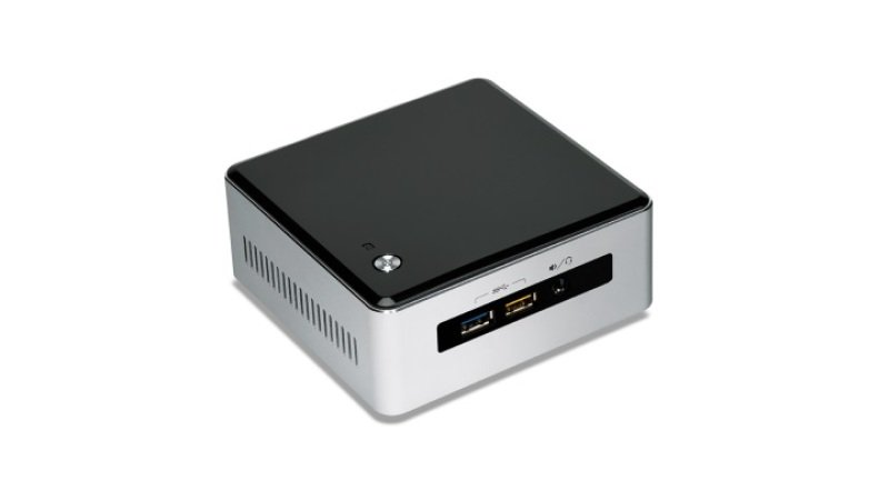 Intel NUC Kit NUC5i3RYH Intel Core i3-5010U Barebone