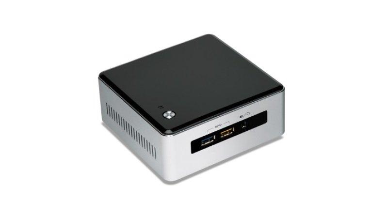 Intel NUC Kit BOXNUC5i5RYH Intel Core i5-5250U Barebone