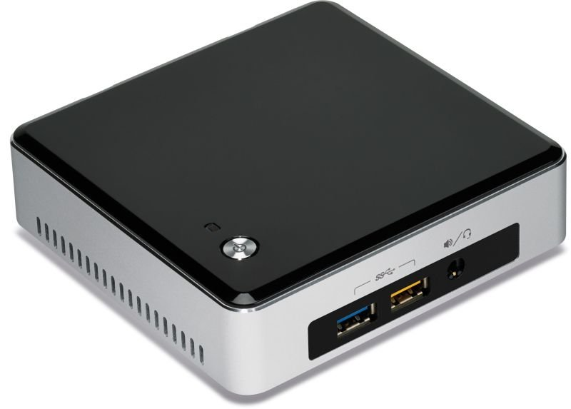 Intel NUC Kit BOXNUC5i3RYK Intel Core i3-5010U Barebone