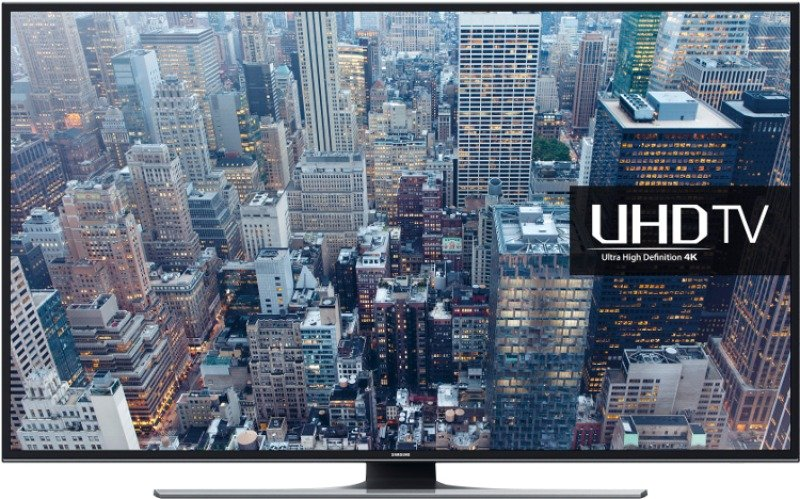 "Image of Samsung UE40JU6400 40"" UHD 4K Smart LED TV"