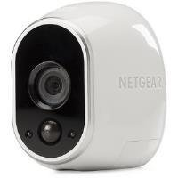 Arlo HD Smart Home Security Cameras | Wire-Free | Night Vision | Indoor/Outdoor | HD | Free Cloud Storage Included | Add on camera - basestation needed | VMC3030