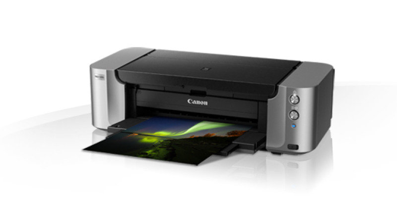 Canon PIXMA PRO100S Inkjet Photo Printer