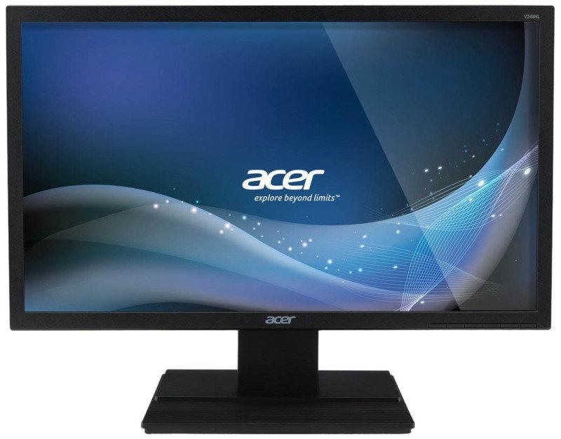 "Image of Acer 24"" V246HLbmd LED 5ms DVI Monitor"