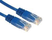 0.5M CAT5E UTP PVC INJ MDD CBL-BLUE