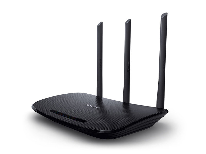 TP-LINK TL-WR940N 450 Mbps Wireless N Cable Router