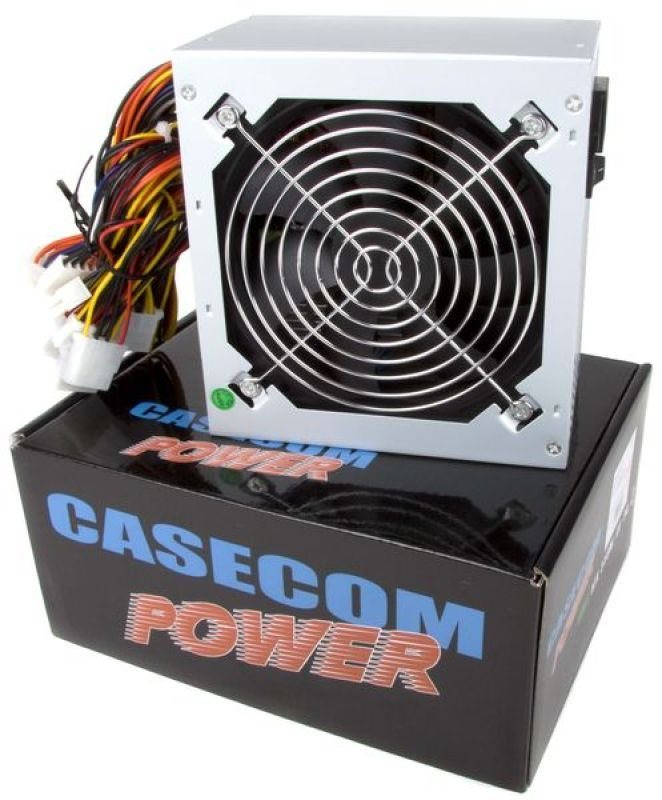 Image of Casecom 350W Fully Wired Efficient Power Supply