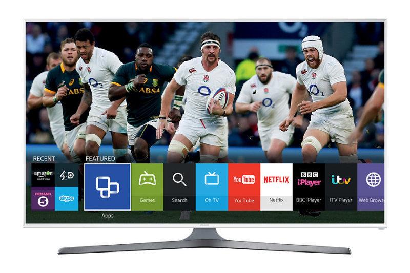 """Image of Samsung UE48J5510 48"""" Full HD LED TV Smart White"""