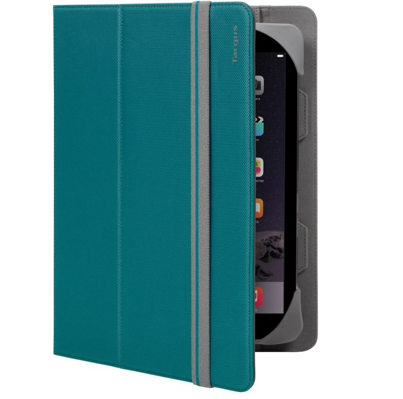 """Image of Targus Fit N' Grip Universal Case for 9-10"""" Tablets - Blue"""