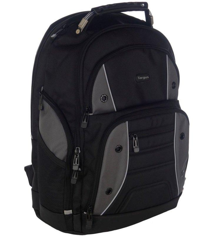 Image of Targus Drifter 17 Laptop Backpack in Black/Grey - TSB4404EU