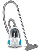 Zanussi Easy Power Ice White Bagged Vacuum Cleaner