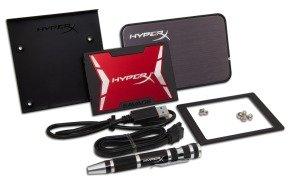 HyperX Savage 480GB 2.5inch SSD Bundle Upgrade Kit