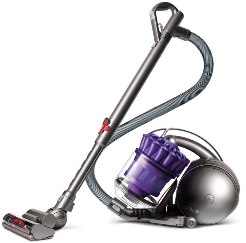 Image of Dyson DC39i Purple Bagless Vacuum Cleaner