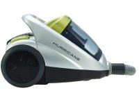 Hoover Hurricane Silver & Green Bagless Vacuum Cleaner