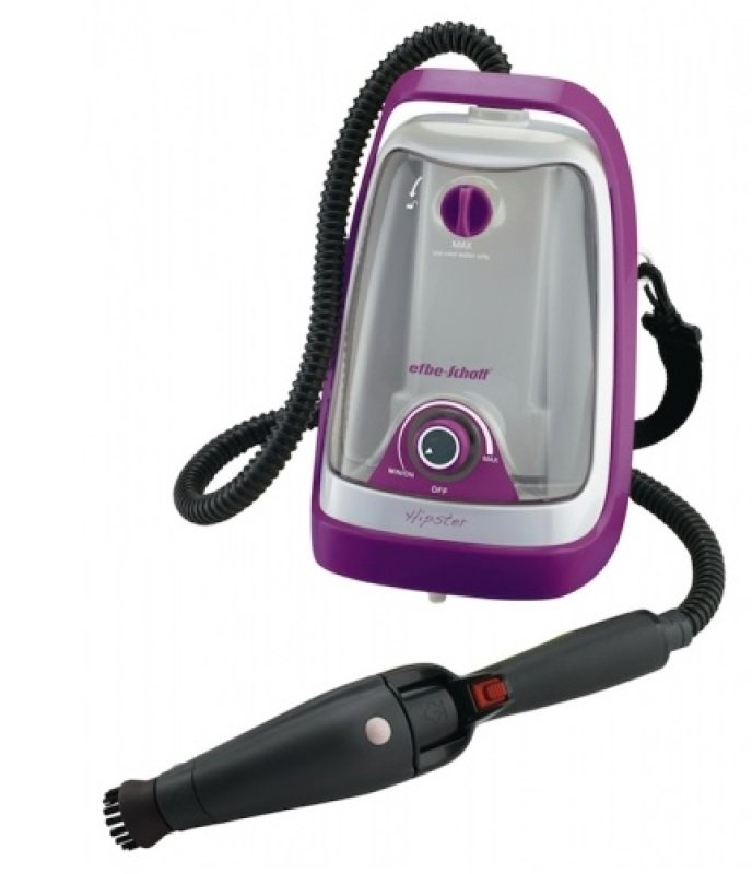 Image of Efbe Schott Steam Cleaner Multiple Surface Types 1 Years Warranty 1200w