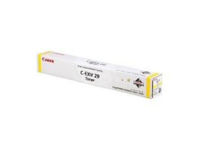 Canon C-EXV29 Yellow Toner Cartridge