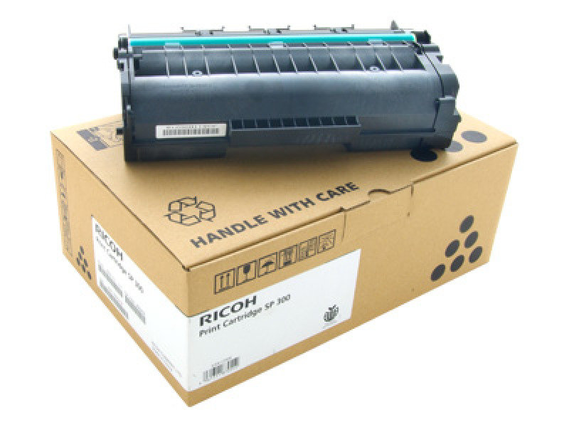 Ricoh Sp 300 Black Toner Cartridge