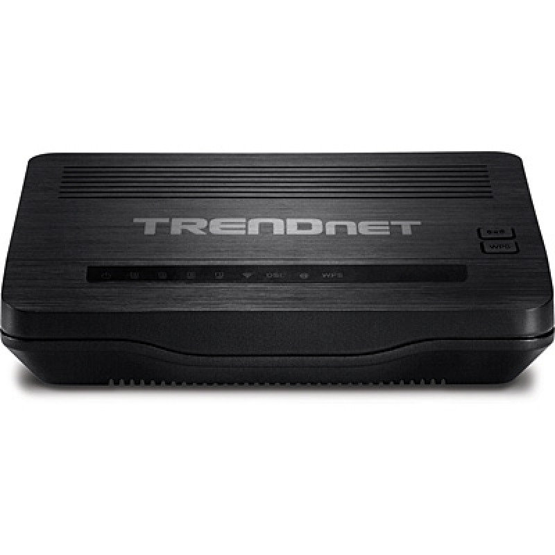 Trendnet TEW721BRM  N150 Wireless ADSL 2 Modem Router