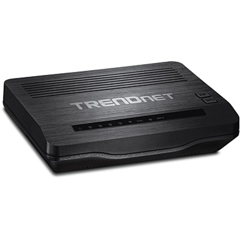Trendnet N300 Wireless ADSL 2 Modem Router