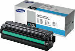 Samsung CLT-C505L High Yield Cyan Toner Cartridge - 3,500 Pages
