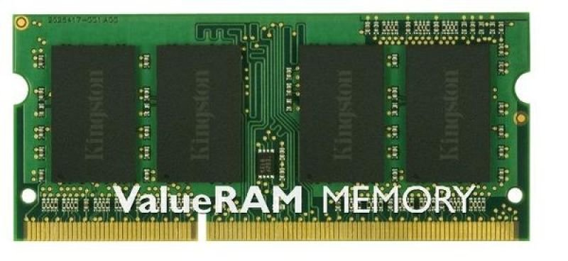 Kingston 2GB DDR3 800MHz/PC2-6400 Laptop Memory Sodimm CL6 1.8V