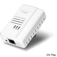 Trendnet TPL-408E Powerline 500 AV2 Adapter
