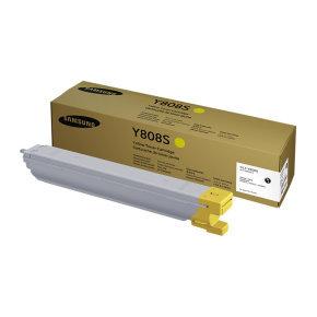 Samsung CLT-Y808S Yellow Toner Cartridge