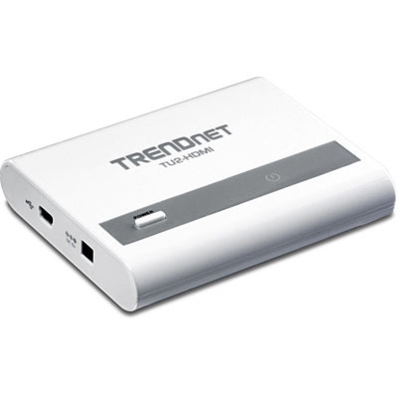 Image of Trendnet TU2-HDMI USB to HDMI TV Adapter