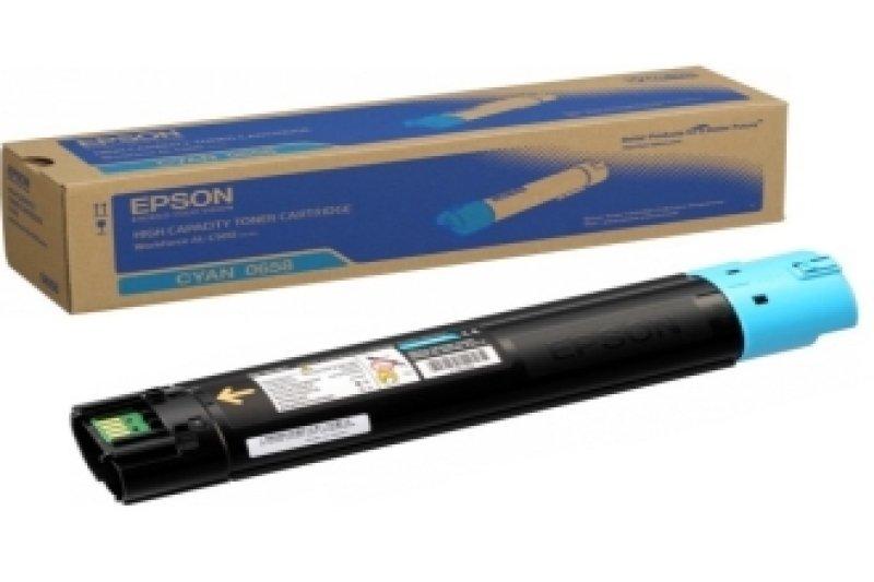 Epson Aculaser C500dn Cyan Toner Cartridge
