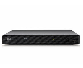 LG BP255 Smart Blu-ray Player