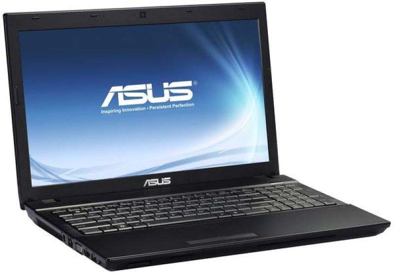 "Asus Pro P53e Laptop, Intel Core I3 2330m 2.2ghz, 2gb Ram, 320gb Hdd, 15.6"" Hd Led, Dvdrw, Intel Hd, Webcam, Windows 7 Professional 64"