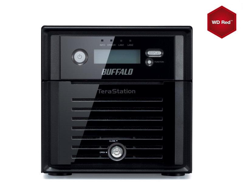 Buffalo TeraStation 4200 12TB (2 x 6TB WD Red) 2 Bay NAS