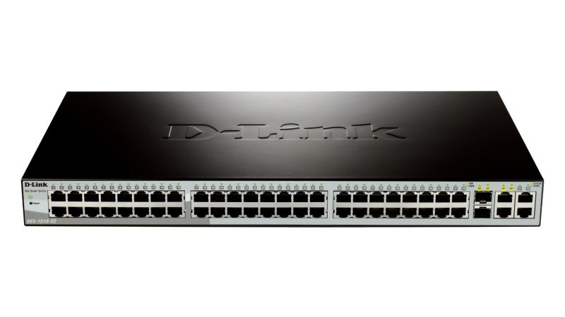 D-Link DES-1210-52 - Switch  Managed  48 ports